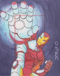 World's Greatest Heroes AP Iron Man by JoeOiii