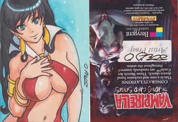 Vampirella Series 1 AP 02 by JoeOiii