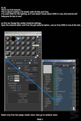 VrayHDRI+CD Shader by waikar3d by 3d-studio-max