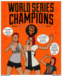 2014 World Series Champions by TheD-Wrek