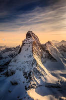 The Mountain of Mountains by BrunoCHATARD