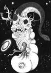 Random Outer God I by jackrezz