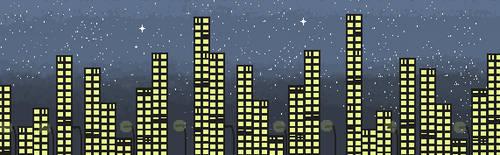 Pixel City by F-FREAK