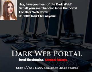 Dark Web Portal by Mmbseven