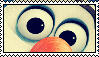 Frozen- Olaf's eyes stamp by Rijogepa