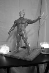 Wolverine WIP by sup3rs3d3d