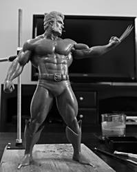 Wolverine WIP2 by sup3rs3d3d