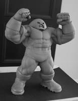 Marvel vs. Capcom Juggernaut by sup3rs3d3d