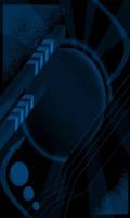 Blue Frame by BIGSHOT-0