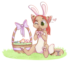 Easter Kandy by DoeKitty