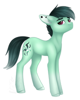 Minty Dusk | OC by DoeKitty