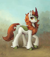 Autumn Blaze by Asimos