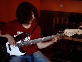 Darkened Bass by katie-chan