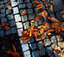Autumn in Graz by Vetera