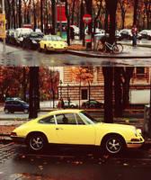 again yellow car. by Vetera