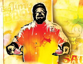 BIG JIM's BBQ by jason8000