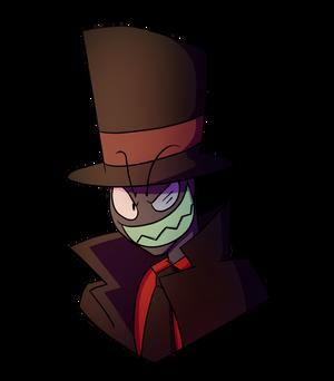 Black Hat by marminko