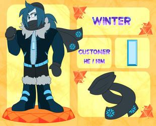 Winter Application  by marminko