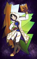 Wizard boi (Commission) by marminko