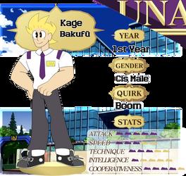 Kage bakufu (Application) by marminko