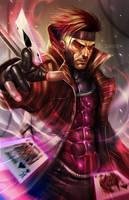 Gambit by alex-malveda