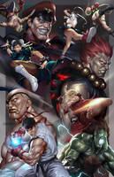 Street Fighter by alex-malveda