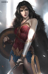 Wonderwoman by alex-malveda