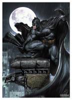 Batman by alex-malveda