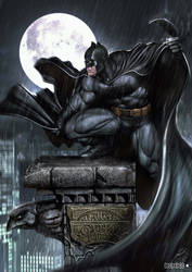 Batman by alex-malveda