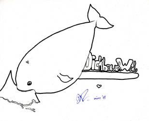 Dickbauchwal by Sadhedgehog