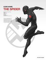 CODENAME: THE SPIDER by AdamLimbert