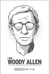 I AM WOODY ALLEN by AdamLimbert