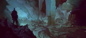 GuildWars2 RuinedCity by TomScholes