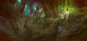 The Forest Beneath by TomScholes