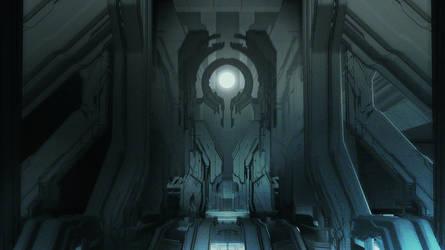 Halo4 - Wraparound by TomScholes