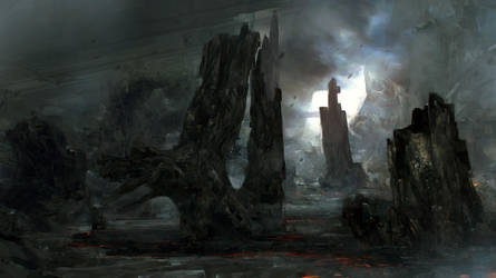 Halo4 Infinity Crash by TomScholes