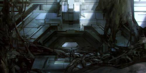 Halo4_M4_Jungle by TomScholes