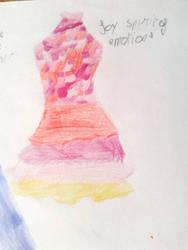 Dress Joy by moreofafanficwriter