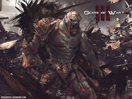 Gears of War 3: Locust by echosoflife