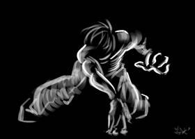 Fightinpos0 by Raykka