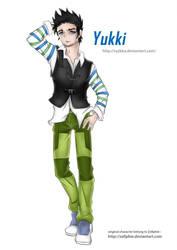 Yukki by Raykka