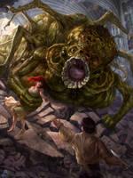 Opera Beast - Adv. by JohnSilva