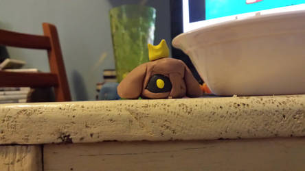 nubis the mummy dog by axelfirekirby