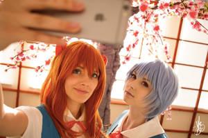 Let me take a selfie! by SilviaArts