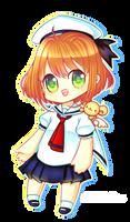 Sakura-chan by Black-Quose
