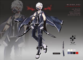 [closed] +Blood CS | 002 | Auction by Black-Quose