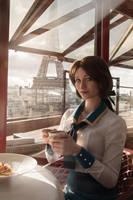 Elizabeth Paris by ClaireSea