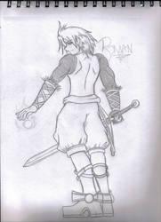 Oniisama the Ninja by VxRomanxV
