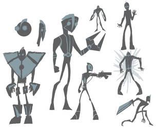 Space Man II by mjt2