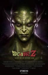 DBZ Piccolo Fan Art by wwysocki